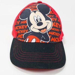 Disney Little Boys Mickey Mouse Baseball Cap